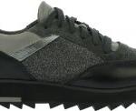 Santoni sneakers koop je bij van Bommel schoenmode